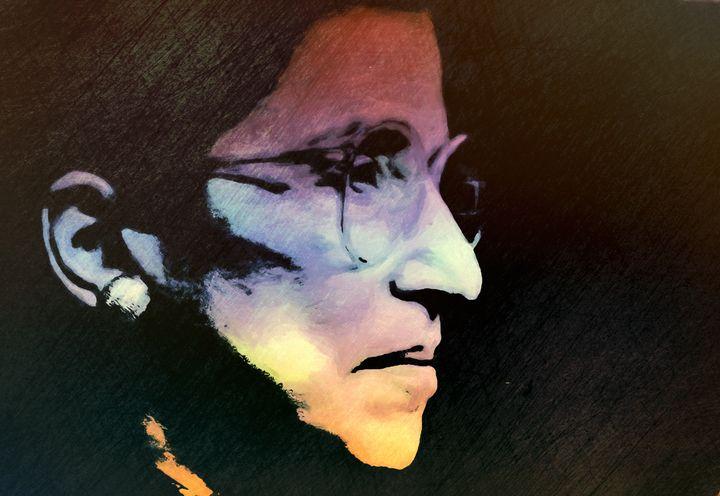 In Ginsburg We Trust - Susan Maxwell Schmidt Visual Fine Art
