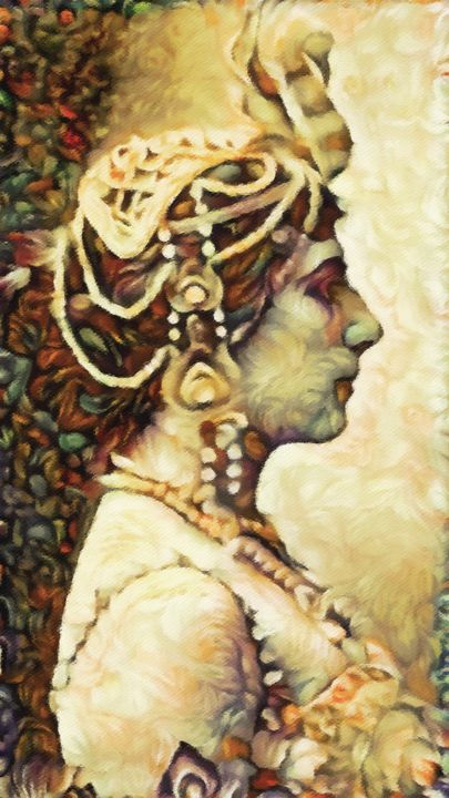 Mata Hari - Susan Maxwell Schmidt Visual Fine Art