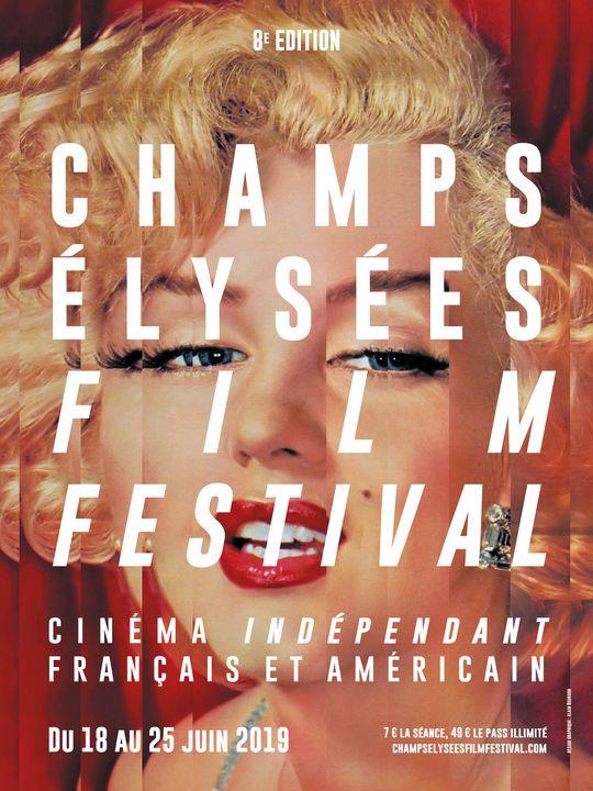 Affiche Champs-Elysées Fi - Richard Deen