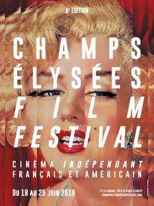 Affiche Champs-Elysées Fi