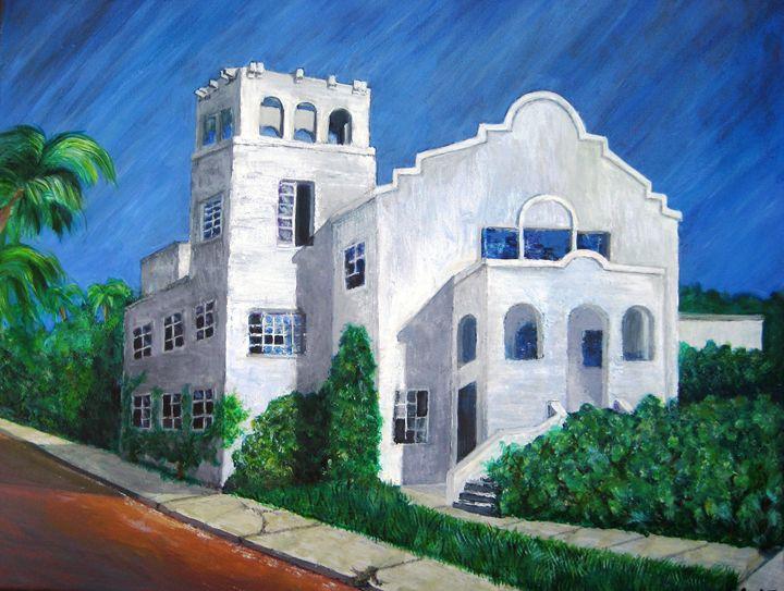 Abandon Church - Creative Artwork