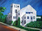 Abandon Greek church