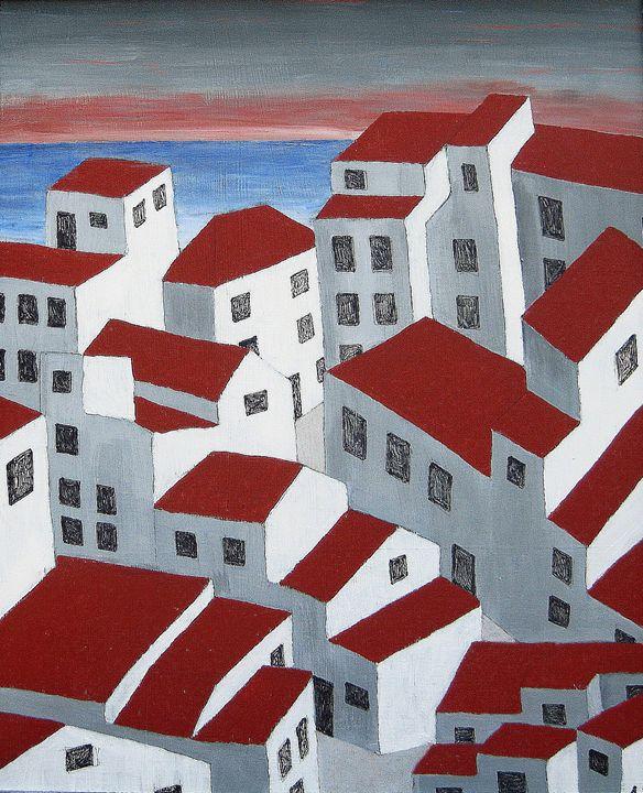 Greece - Creative Artwork