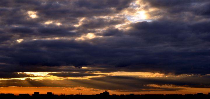 Sunset - Lidia Iuliana
