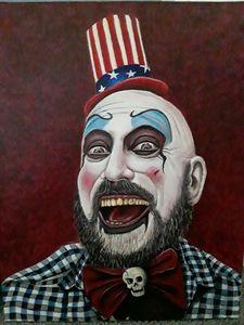 Sadistic Clown
