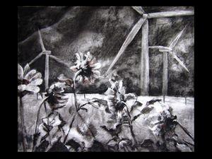 """Sunflowers"" - J. Jensen Artwork"