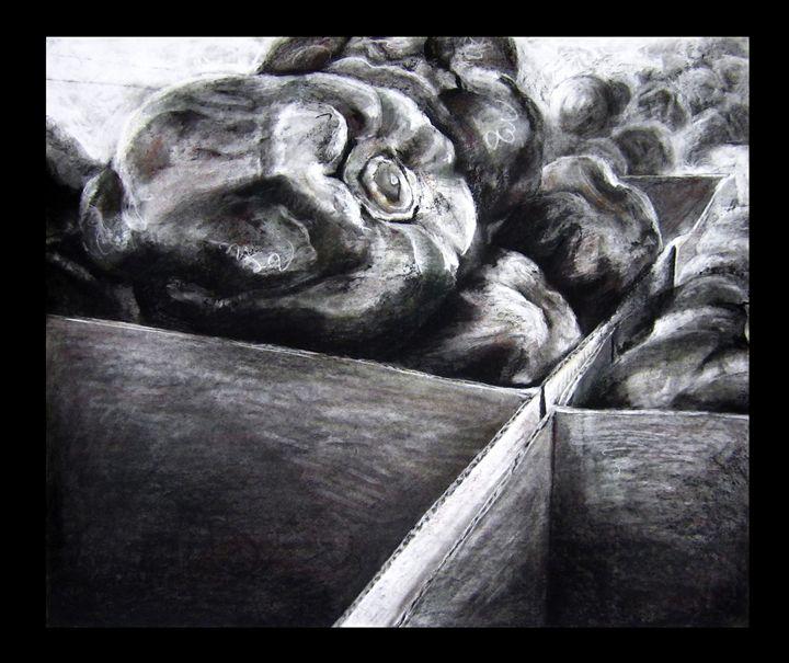 """Fruit Stand Peppers"" - J. Jensen Artwork"