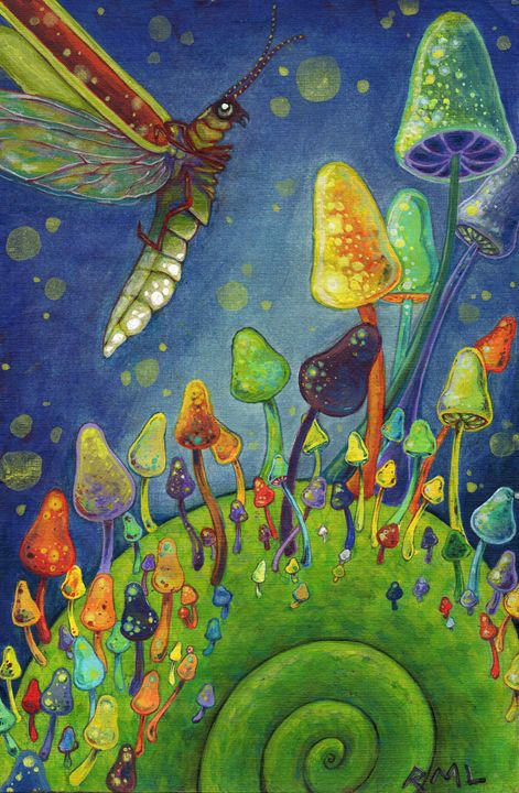 Lightshow - Rebecca Sorrough