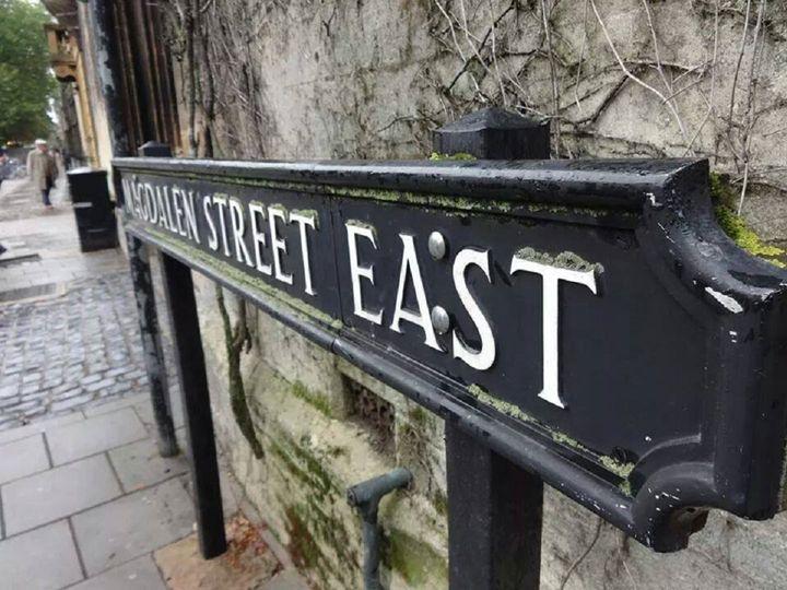 Magdalen Street East - Lyss4Music