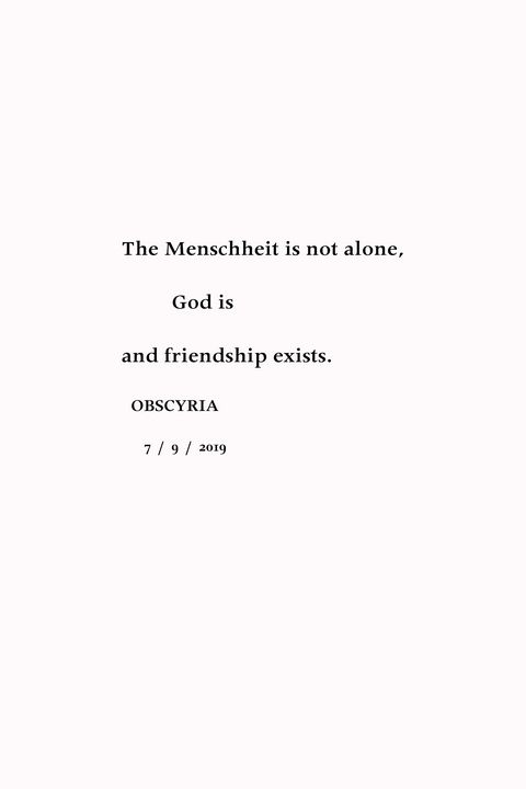 obscyria_The Menschheit - Obscyria