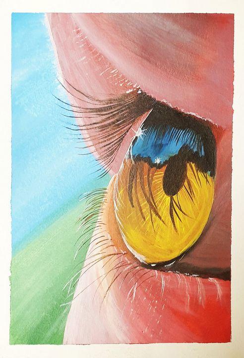Beauty lies in the Eyes of beholder - Nextstepcreativity