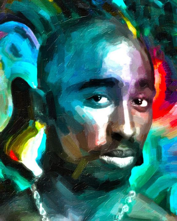All Eyez on me - fanatic creations