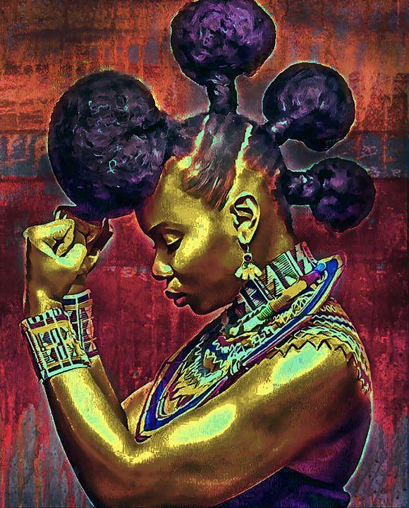 Black Power - fanaticcreationz