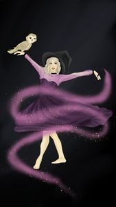 Dancing Witch