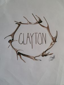 Circle Antler Name