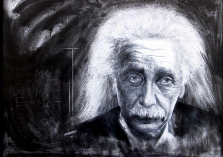 Einstein - Parthfineart