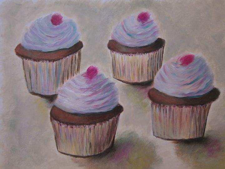 Cupcakes - Rosemary Ramsey