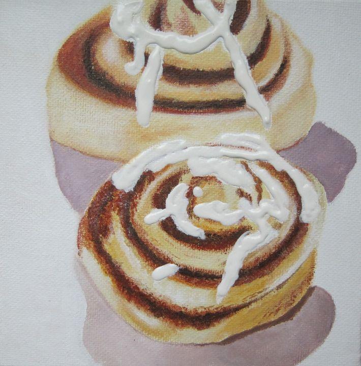 Cinnamon Rolls - Rosemary Ramsey