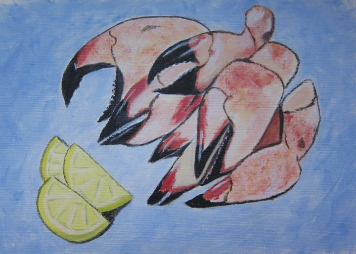 Stone Crabs in Florida - Rosemary Ramsey
