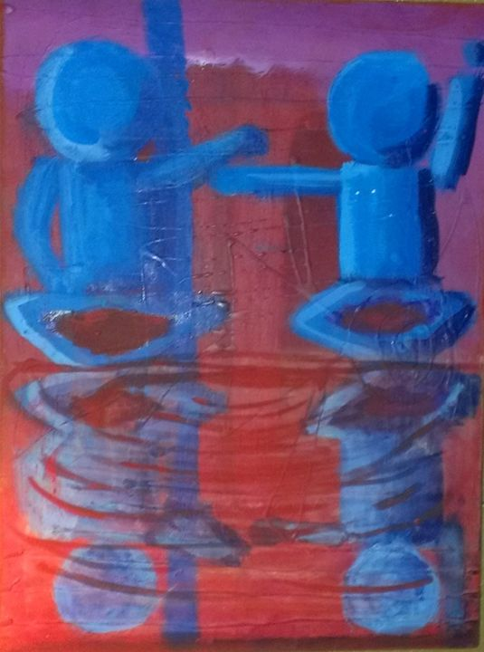 Reflection - Robert Kreitz II
