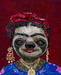 Frida Sloth