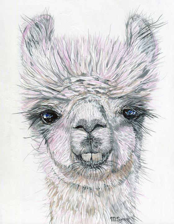 Dolly Llama - Melissa Symons