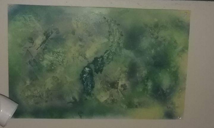 Jungles Dream - J Scott Abstracts