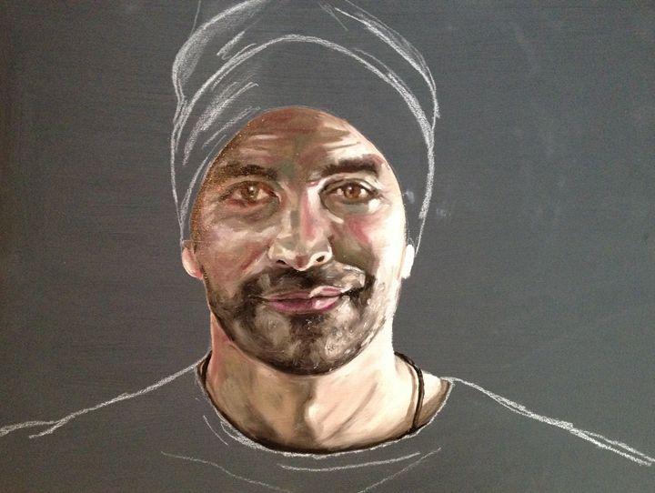 Man with beard - Paul Arts