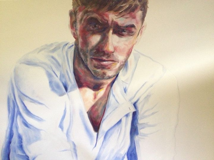 David Beckham - Paul Arts