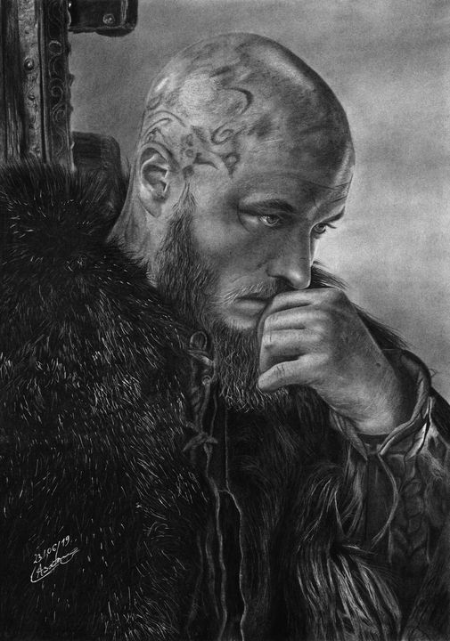 Ragnar Lothbrok - G. A. Art