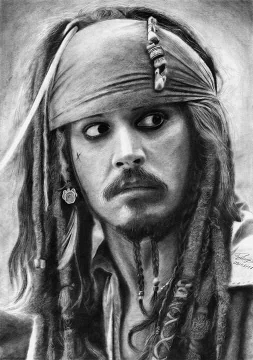 Jack Sparrow - G. A. Art