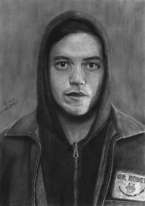 Elliot Alderson - G. A. Art