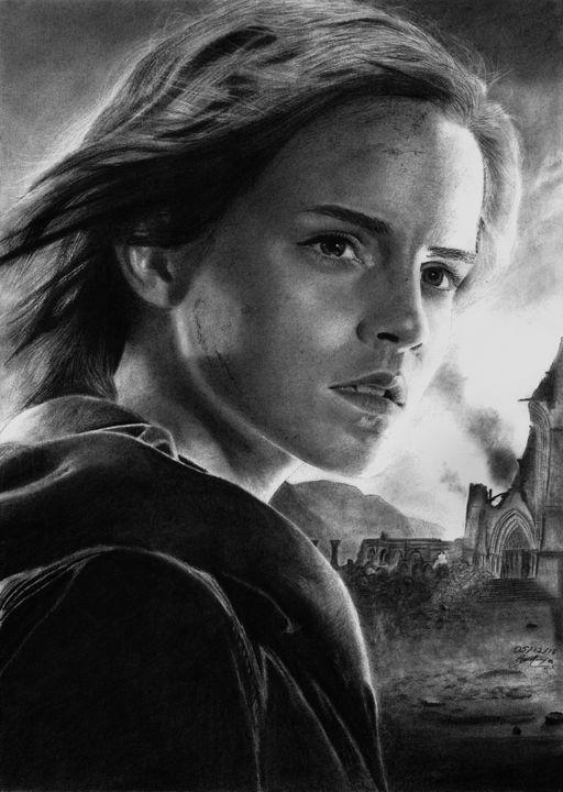 Hermione Granger - G. A. Art