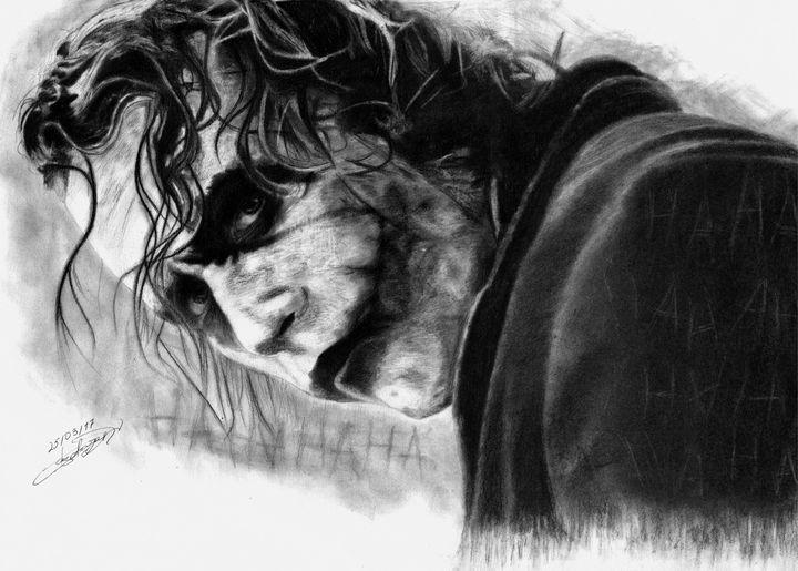 The Joker - G. A. Art