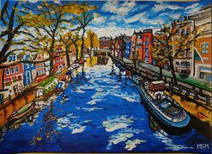 Amerdam Canal