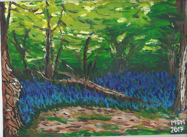 Forest Spring - Maciej Stuff