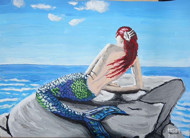 Mermaid - Maciej Stuff