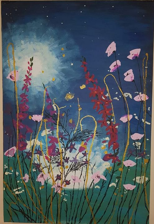 Midnight blossom - Maciej Stuff