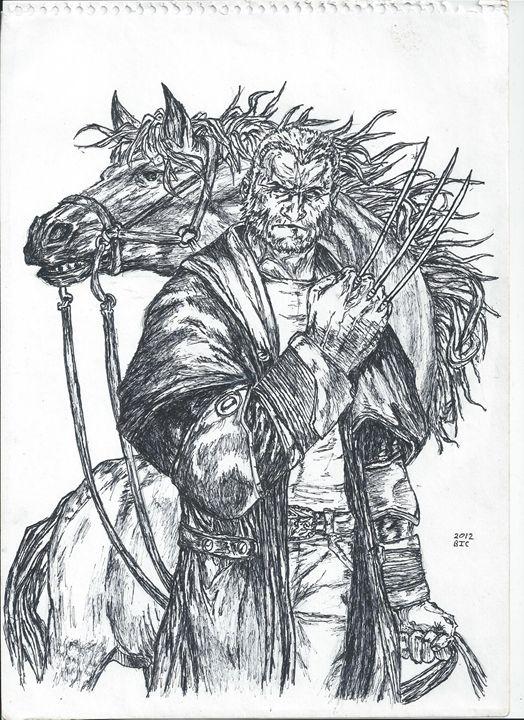 Wolverine - Maciej Stuff