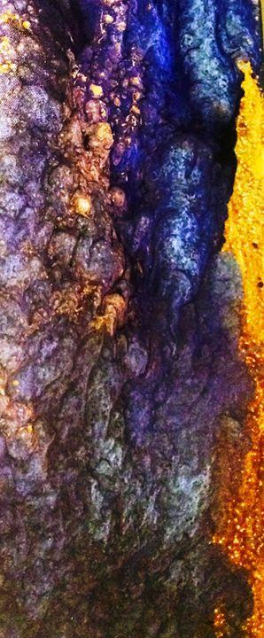 Blue Stone Ages - DM GRACE Gallery
