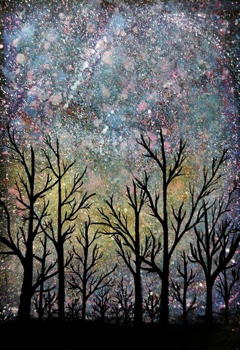 Mundane forest - Amrita