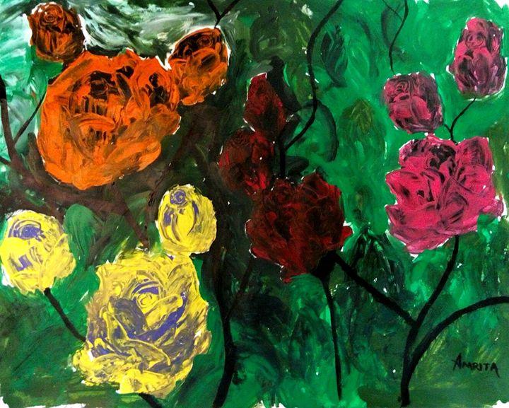 Roses - Amrita