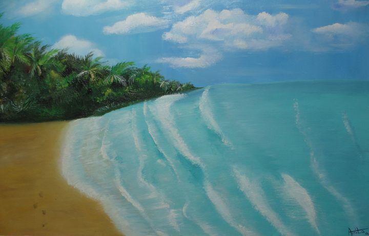 Beach Escape !! - Amita Dand
