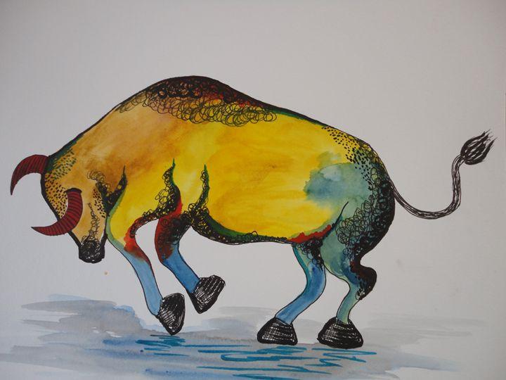 Bull - Amita Dand