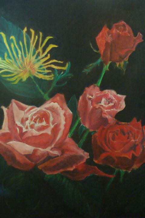 Roses - Shikha Pugalia