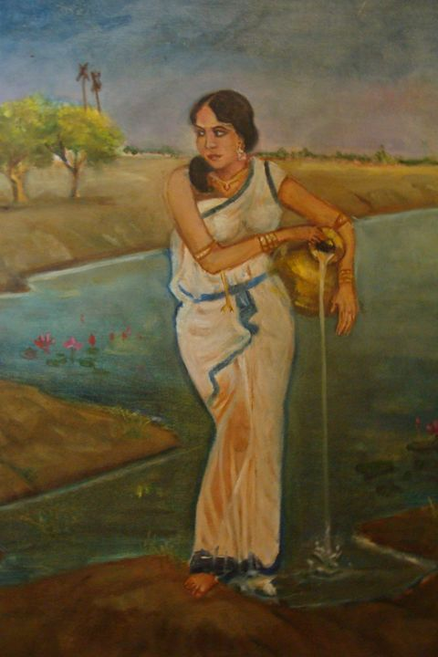 A pitcher full of water - Shikha Pugalia