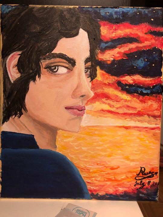 Jackson's finale - RWR art