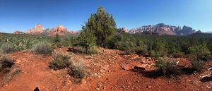 Red Rock - Sedona (panoramic)