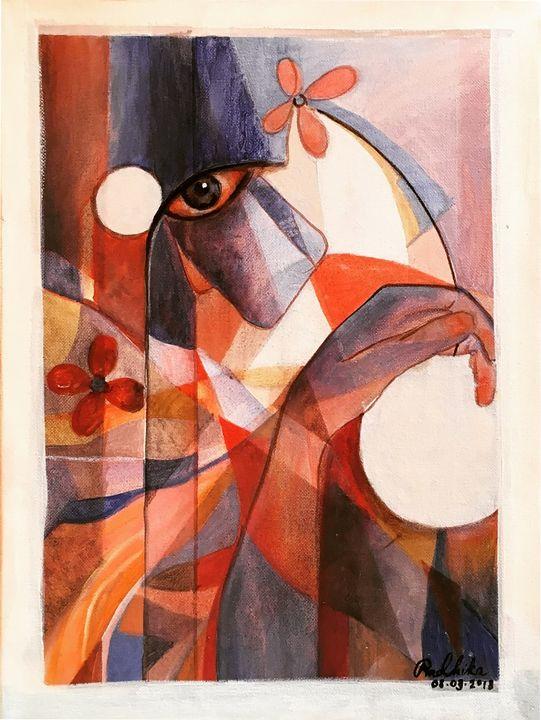 Eyes of a Woman - Architalker