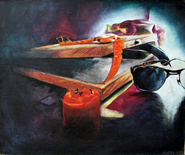 Time in Stills - Architalker